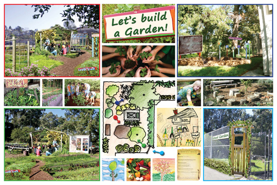 St Theresa Garden Board